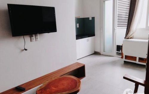 Căn Hộ Chung Cư Studio Thoáng Mát 35m2 1PN Quận 7