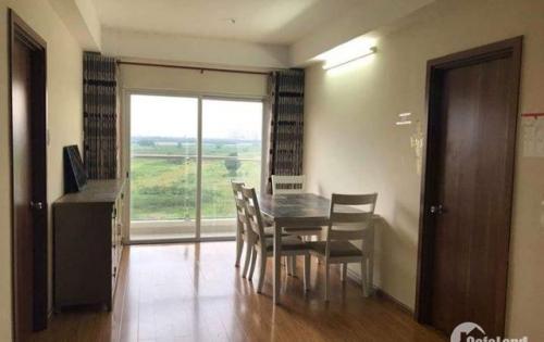 Cho thuê căn hộ Flora anh đào, DT 64m2, 2pn-2wc, có một số nội thất, giá 8tr/tháng (bao phí)