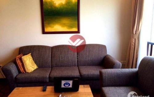 Căn hộ dịch vụ 2PN thiết kế nội thất châu Âu sang trọng, giá chỉ 950USD/tháng