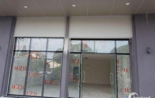 Cho thuê lô shop trệt,lửng chung cư Richstar,239 Hòa Bình,Q.Tân Phú, 150m2, giá 50 tr/th