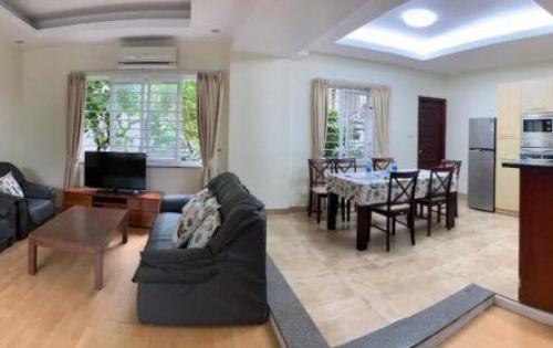 Cho thuê nhà mp Trịnh Công Sơn 80m2x5 tầng 85tr/tháng