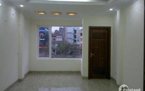 Cho thuê nhà Thượng Đình 30m2x6,5 tầng 26tr/tháng