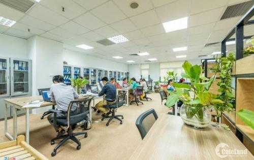 Còn Duy Nhất 1 sàn văn phòng diện tích 130m cực đẹp Nguyễn Xiển , quận Thanh Xuân.