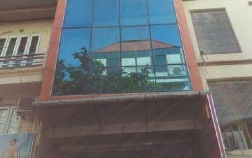 Cho thuê KD mặt phố  Hạ Đình: 45m2x5 tầng. Giá 30tr