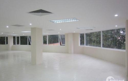 Cho thuê Mặt bằng văn phòng mặt phố Nguyễn Xiển 140m2 quận Thanh Xuân
