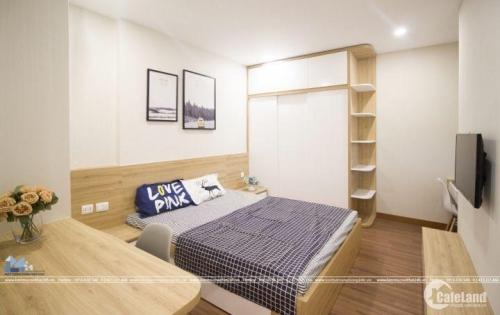 Cho thuê căn hộ 2 phòng ngủ full đồ, chung cư goldseason - 47 nguyễn tuân