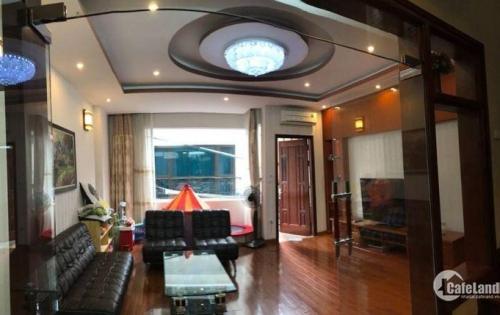 Bán nhà ngõ 97 phố Khương Trung 80m2 9 tỷ ô tô vào nhà