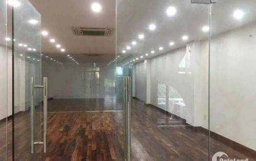 Cho thuê  sàn showroom , văn phòng 140m2 giá 25tr/th tại Nguyễn Trãi, Thanh Xuân.