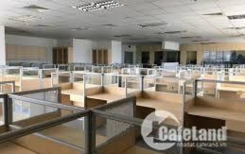 Cho thuê tòa nhà văn phòng mặt phố Trường Chinh mặt tiền 7m, diện tích 150m2 cực đẹp