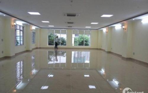 Cho thuê văn phòng mặt phố Trường Chinh, đoạn đường mới mở, DTSD: 150m2