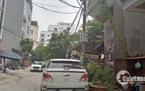 Chính chủ cần bán mảnh đất lô góc mặt phố Thiên Hiền DT 120m2, MT 12m. Giá 125tr/m2