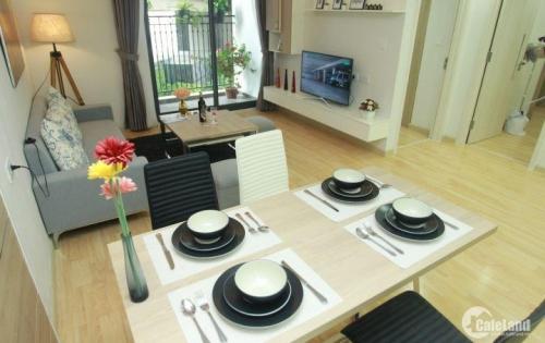: Gia đình đi nước ngoài cần cho thuê căn hộ 2 phòng ngủ full đồ tại tòa The Garden Hill 99 Trần Bình