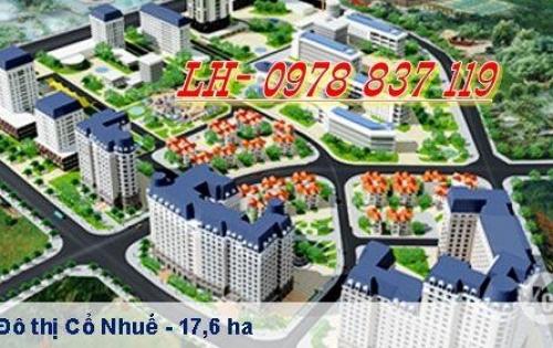 Cho thuê mặt sàn ki ốt, văn phòng tầng 1,2 KĐT Nam Cường, 234 Hoàng Quốc Việt.