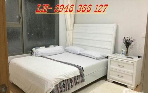 Cho thuê căn hộ giá rẻ- đường Hoàng Quốc Việt, 2PN, full đồ mới tính, tầng 10.