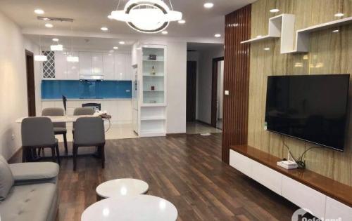 Chính chủ cho thuê căn 2 ngủ tầng 20 đủ nội thất chung cư Goldmark Mỹ Đình 12 tr/tháng