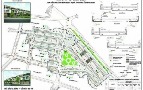 đợt mở bán cuối cùng của khu đô thị an nhơn green park