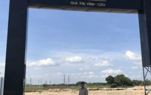 Đất nền sổ đỏ Thị xa Phú Mỹ-Vũng Tàu chỉ 350tr, Ck từ 4-->7% từ CĐT