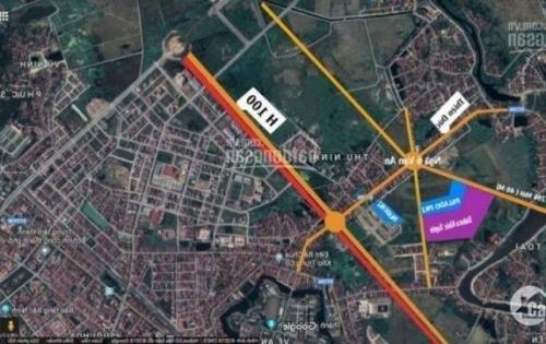 Chỉ với 20 triệu / m2 – Sở hữu ngay đất TP Bắc Ninh  -Palado Vạn An , Khúc Xuyên