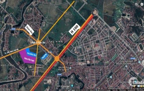 Cơ hội đầu tư sinh lời, ck lên tới 5% tại dự án đất nền PALADO Vạn An - Khúc Xuyên - TP Bắc Ninh