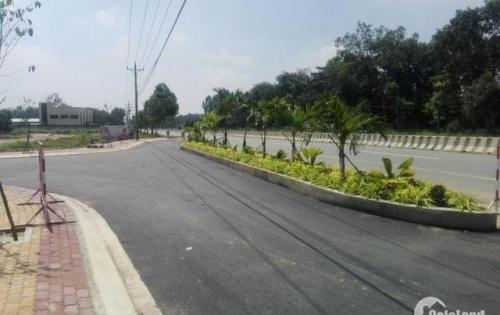 Bán đất mặt tiền Ngay đường NC rộng 64m trung tâm hành chính huyện Bàu Bàng tỉnh Bình Dươn