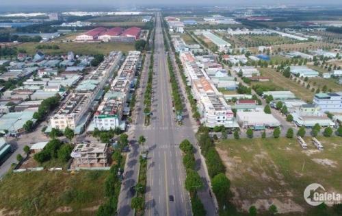 Cần bán đất ngay trong trung tâm đô thị huyện bàu bàng liên hệ 0901550939