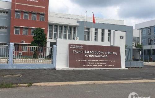 Đất nền dự án Kcn Becamex Bàu Bàng