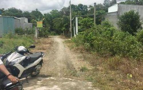 -Bán lô đất 950 hai mặt tiền trước và sau , Phường  Tân Đinh  , thị xã  Bến Cát ,Bình Dương