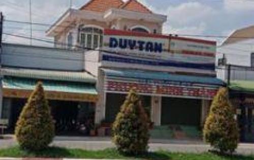 Bán Gấp Nhà Đất 2 Mặt tiền trung tâm Thị Trấn Bến Cầu Tây Ninh