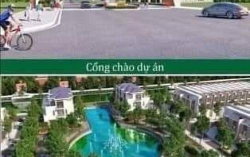 Bán đất mặt tiền đường Vành đai 4, dự án Lago Centro 715 nền
