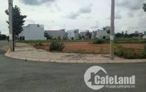 Cần tiền bán gấp lô đất nằm ngay chợ Gò Đen, shr, thổ cư 100%, giá 590tr