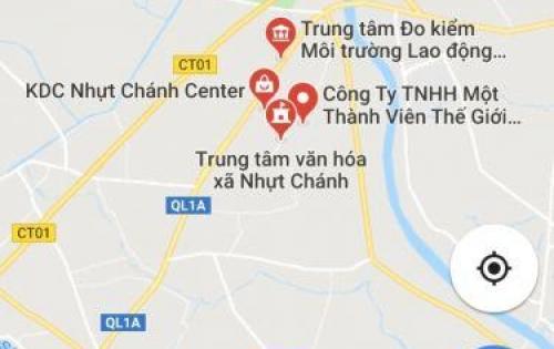 Bán đất nền dự án Thanh Yến tại xãNhựt Chánh, huyện Bến Lức, Long An