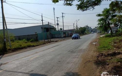 Bán đất thổ cư  44m mặt tiền đường Mỹ Yên, Bến Lức, Log An