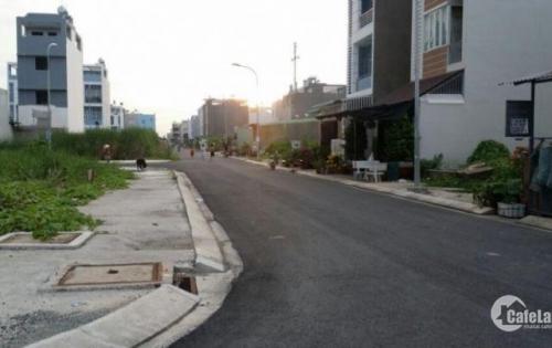 Bán đất Bến Lức, Đường Nguyễn Trung Trực, dt 100m2, Giá 620 triệu, SHR
