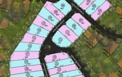 Đất nền Cam Lâm 2,5tr-3tr/m2, Dự án Khu dân cư Đại Phát 2 & 3