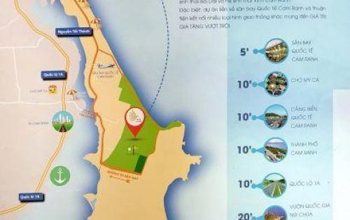Chính Thức Giới thiệu đô thị nghỉ dưỡng Paragrus tại Bãi Dài Cam Ranh