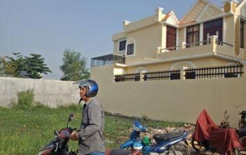 Bán lô đất trong khu dân cư, đối diện KCN Cầu Tràm, đã có sổ, diện tích 86m2.