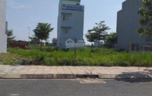 Cần tiền kinh doanh bán lô đất đường Nguyễn Trung Trực, gần cổng số 2 Thuận Đạo, Long AN sổ hồng  riêng
