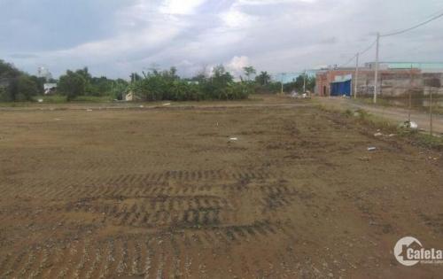 Đất mặt tiền gần chợ Rạch kiến giá 600tr, tặng 10 chỉ vàng SJC