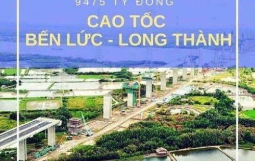 Đất nền Long An – SỔ ĐỎ - THANH KHOẢN NHANH