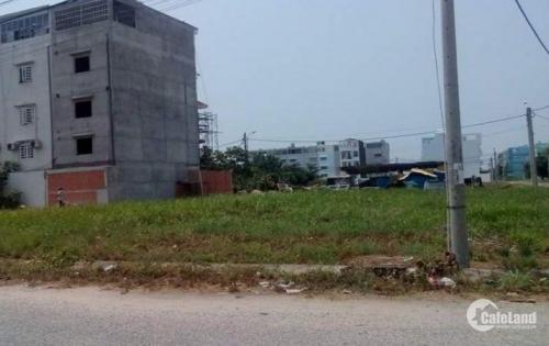 cần bán gấp nền đất đô thị xây dựng tự do sát KCN BECAMEX