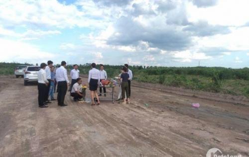 Bán  đất Chơn Thành 430 triệu/nền, có thổ cư, sổ hồng riêng, LH: 0903341321