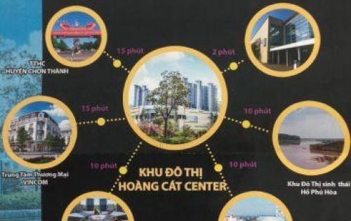 Hoàng Cát Center và những ưu điểm vượt trội khiến bạn nên đầu tư ngay bây giờ