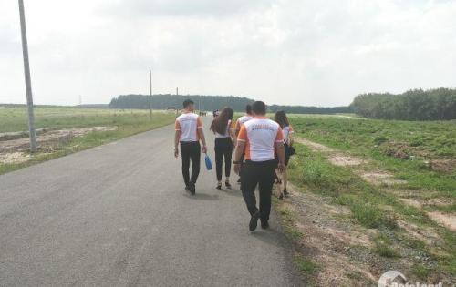Thông tin dự án đất nền thổ cư nằm ngay trung tâm huyện chơn thành