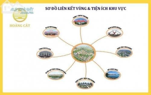 Hoàng Cát Center quyết định sư ra đời của Thị Xã Chơn Thành, LH: 0903341321