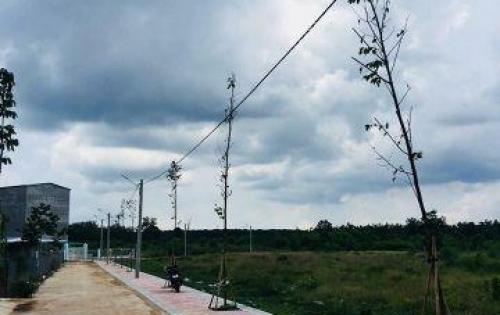 Bán đất trung tâm thị Trấn Chơn Thành - Cách ngã tư 1 km