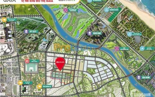 Nhanh tay mua đất đô thị GAIA city ven biển Đà Nẵng chỉ với 800 triệu đồng