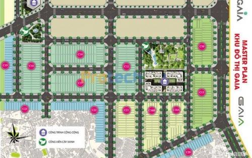 Chỉ 800 triệu mua đất nền tại dự án đô thị GAIACITY cạnh KOKOBAY Đà Nẵng