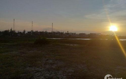 Đất nền biệt thự view trực diện sông, sát biển giá đầu tư