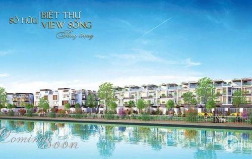 Ra mắt đất nền biệt thự nghỉ dưỡng cửa ngõ Hội An, view sông Cổ Cò
