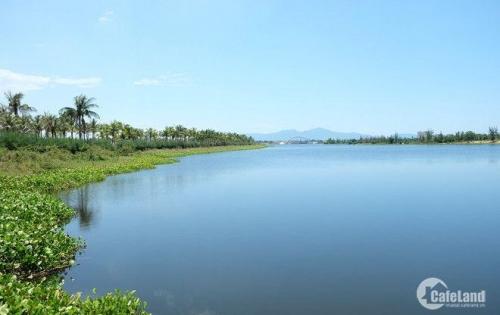 Bán – Bán – Bán – Đất liền kề dãy biệt thự ven sông cổ cò giá chỉ 999 triệu/nền